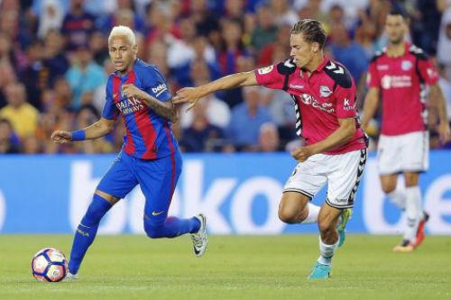 Barcelona - Celtic: Người khổng lồ trút giận - 1