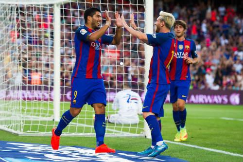 Barcelona - Celtic: Người khổng lồ trút giận - 2