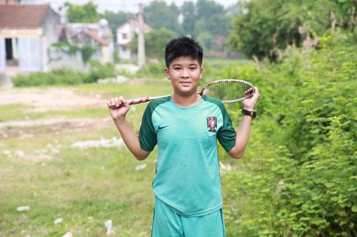 Từ tình yêu bóng đá đến ước mơ là cầu thủ quốc gia - 3