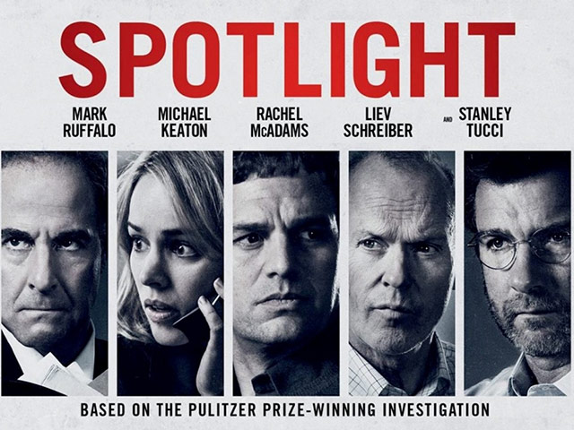 Trailer phim: Spotlight - 1