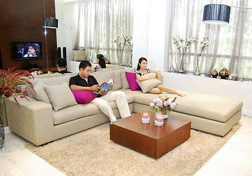 So căn hộ triệu đô của Mr Đàm, Cẩm Ly và Hà Kiều Anh - 11