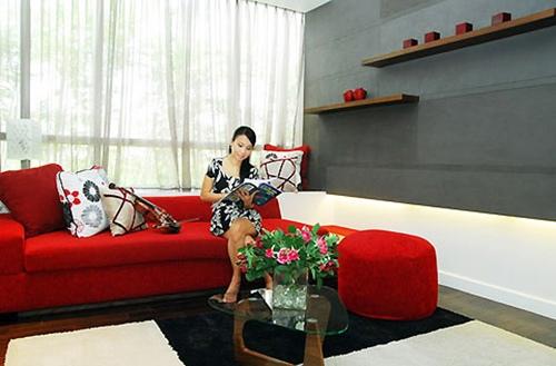 So căn hộ triệu đô của Mr Đàm, Cẩm Ly và Hà Kiều Anh - 12