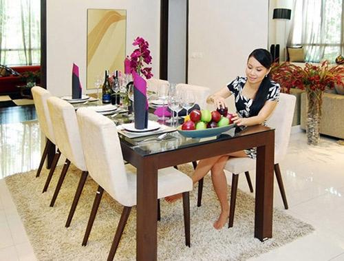 So căn hộ triệu đô của Mr Đàm, Cẩm Ly và Hà Kiều Anh - 13