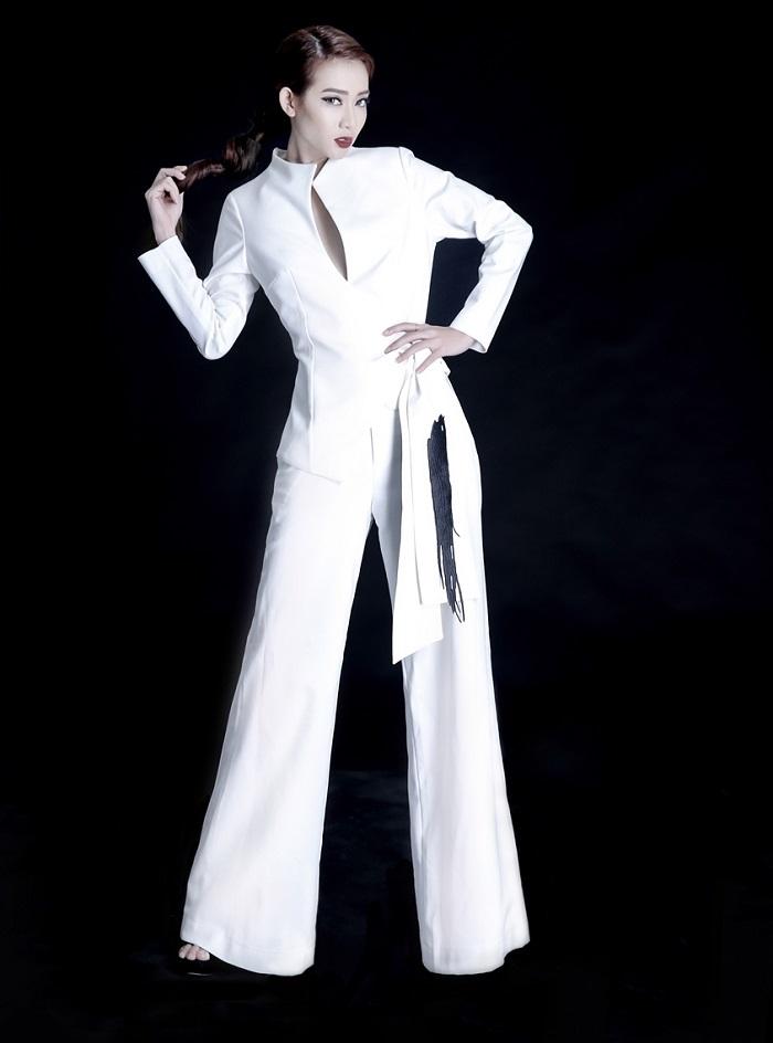 Vừa bị loại khỏi Next Top Model, Kim Nhã tung ảnh chất lừ - 1