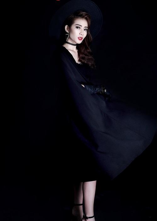 Vừa bị loại khỏi Next Top Model, Kim Nhã tung ảnh chất lừ - 5