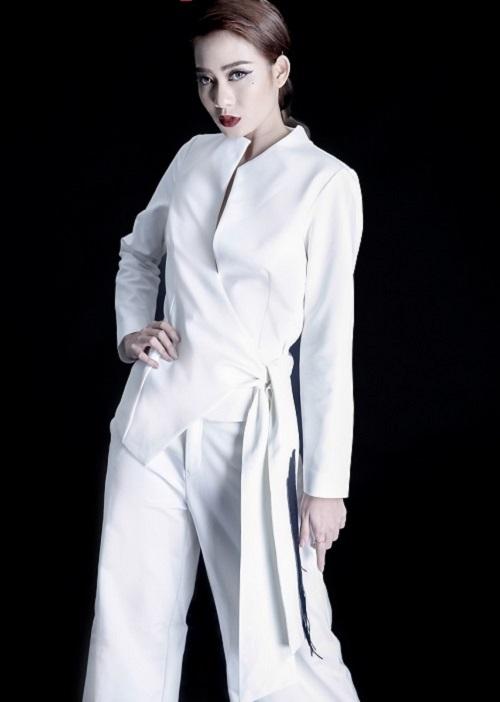Vừa bị loại khỏi Next Top Model, Kim Nhã tung ảnh chất lừ - 2