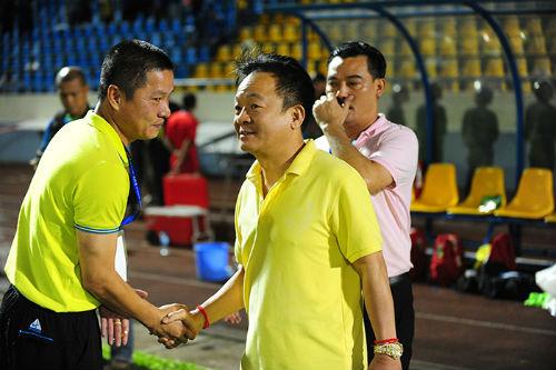 Bầu Hiển có thực sự yêu bóng đá Việt Nam?