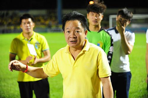 Bầu Hiển có thực sự yêu bóng đá Việt Nam? - 2