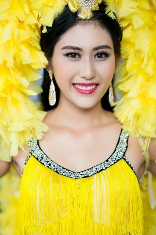 Người đẹp Sóc Trăng lỡ hẹn với Hoa hậu Liên Lục địa - 2