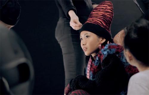 Bất ngờ: Suboi làm gương mặt đại diện cho H&M x Kenzo - 4