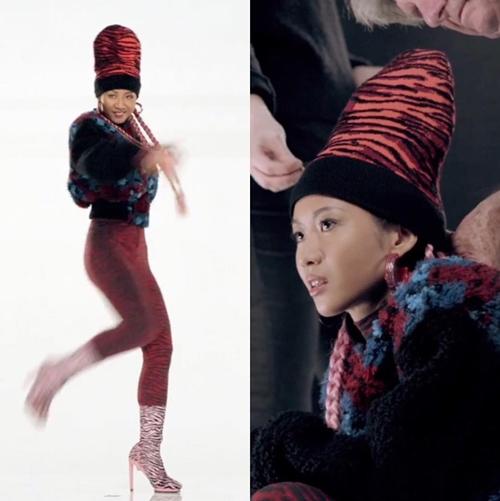 Bất ngờ: Suboi làm gương mặt đại diện cho H&M x Kenzo - 5