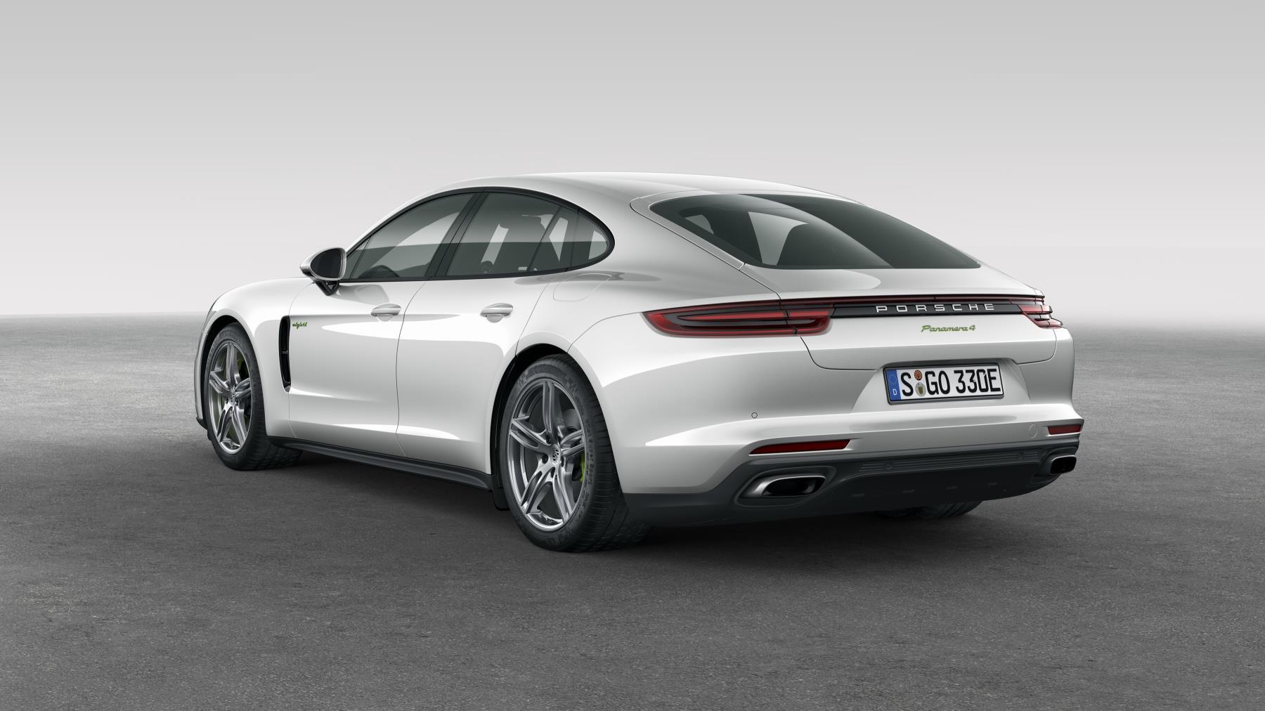Porsche Panamera E-Hybrid sẽ ra mắt tại Paris Motor Show 2016 - 3
