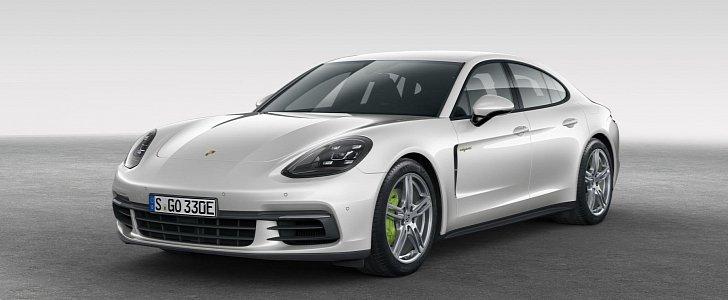Porsche Panamera E-Hybrid sẽ ra mắt tại Paris Motor Show 2016 - 1