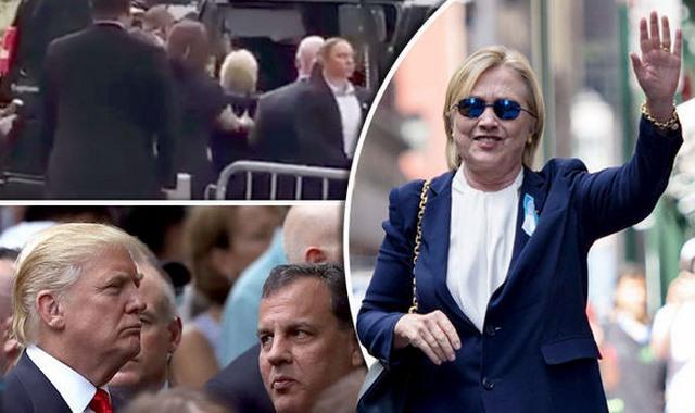 Ai thay thế nếu bà Clinton phải bỏ cuộc đua Nhà Trắng? - 1