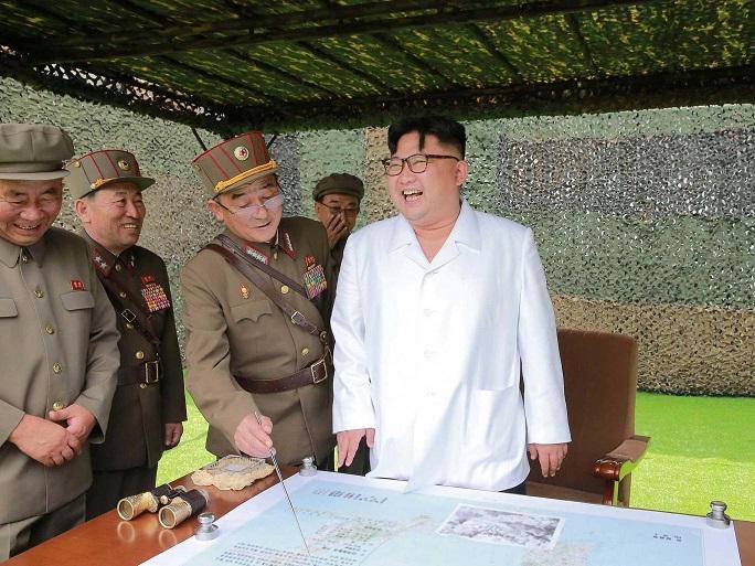"""Anh: Chỉ có một quốc gia duy nhất """"hãm"""" được Triều Tiên - 1"""