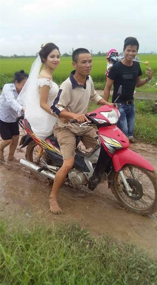 4 đám cưới đúng chuẩn hạnh phúc gây xôn xao - 6
