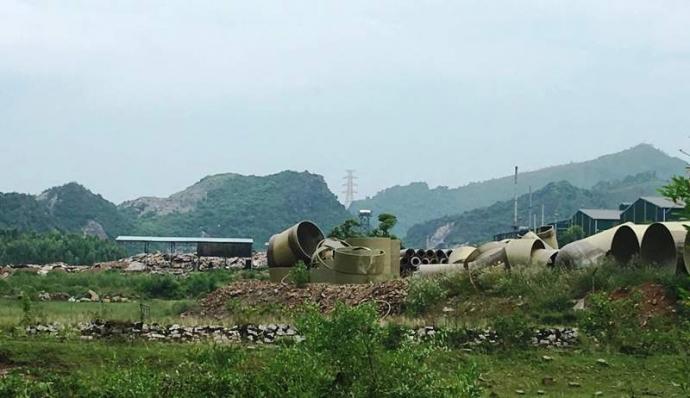 Công ty môi trường Nghi Sơn chưa xử lý rác thải của Formosa? - 1
