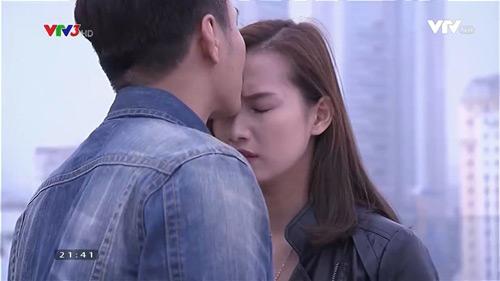 """Những nụ hôn giúp Hồng Đăng trở thành """"nam thần"""" màn ảnh - 2"""