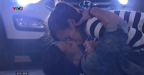 """Những nụ hôn giúp Hồng Đăng trở thành """"nam thần"""" màn ảnh - 4"""
