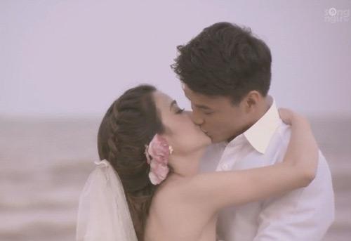 """Những nụ hôn giúp Hồng Đăng trở thành """"nam thần"""" màn ảnh - 5"""