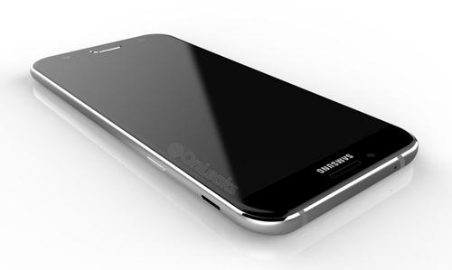 """Samsung Galaxy A8 mới lộ ảnh đẹp, cấu hình """"ngon"""" - 3"""