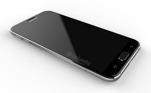 """Samsung Galaxy A8 mới lộ ảnh đẹp, cấu hình """"ngon"""" - 1"""