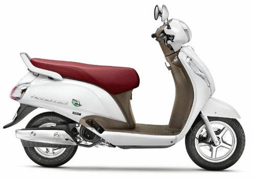 Suzuki Access 125 bản đặc biệt giá 18,75 triệu đồng - 2