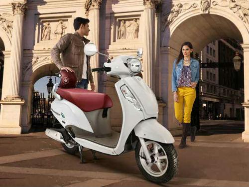Suzuki Access 125 bản đặc biệt giá 18,75 triệu đồng - 4