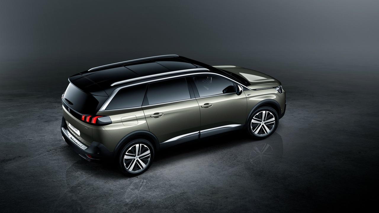 Peugeot 5008 2017 sẽ là mẫu crossover 7 chỗ - 3