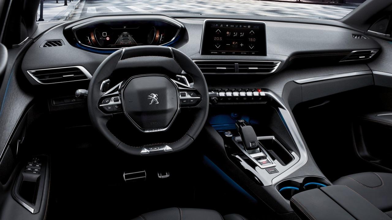 Peugeot 5008 2017 sẽ là mẫu crossover 7 chỗ - 2