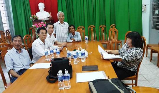 Gần 200 luật sư tham gia bảo vệ ông Huỳnh Văn Nén - 1