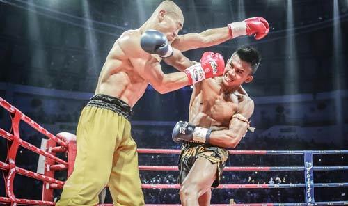 Thắng 9 trận: Đệ nhất Thiếu Lâm đâu ngán Thánh Muay Thái - 1