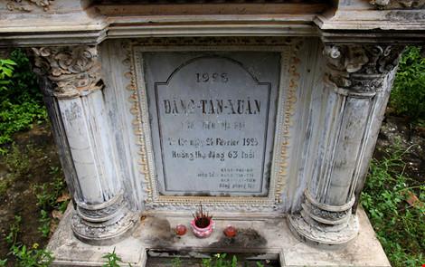 Choáng ngợp ngôi mộ cổ kiến trúc Pháp giữa lòng Sài Gòn - 5