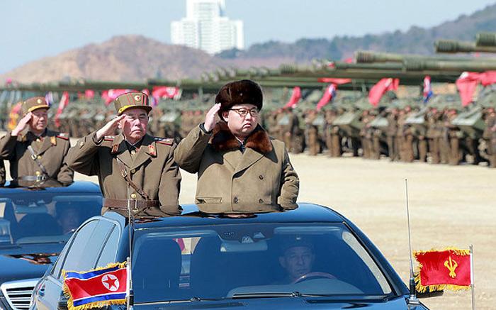 Triều Tiên kiếm đâu hàng tỷ USD cho tham vọng hạt nhân? - 1