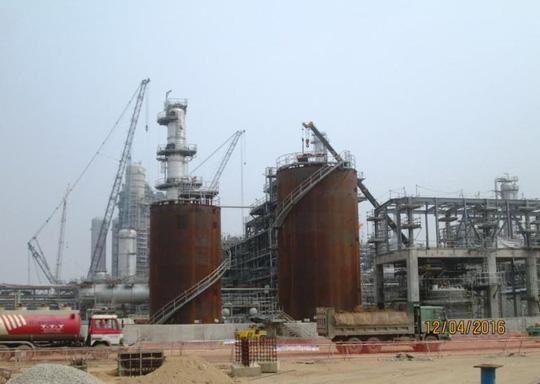 Bộ TN-MT kiểm tra nước quanh đường ống Lọc hóa dầu Nghi Sơn - 1