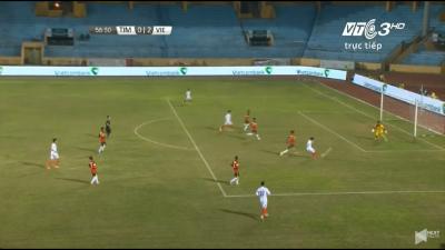 Chi tiết U19 Việt Nam - U19 Timor Leste: Anh Tỷ có cú đúp (KT) - 6