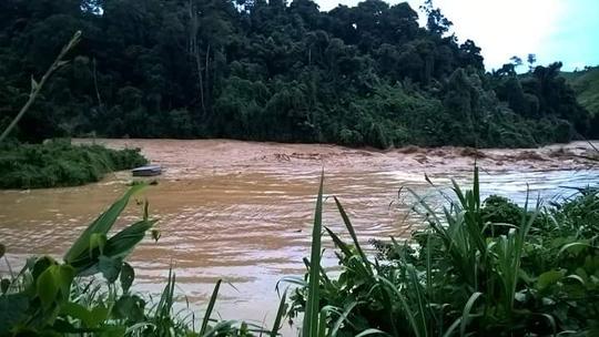 Vụ vỡ cống thủy điện Sông Bung 2: 2 công nhân mất tích - 3