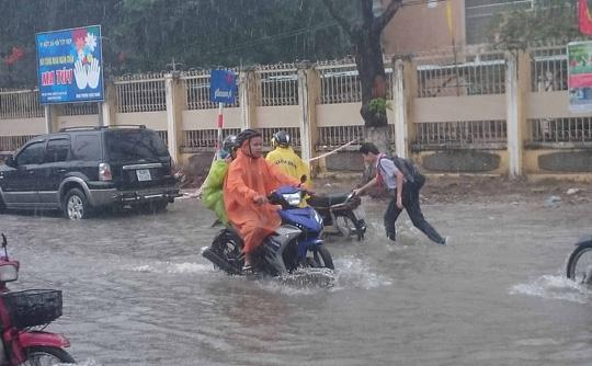 Vụ vỡ cống thủy điện Sông Bung 2: 2 công nhân mất tích - 5