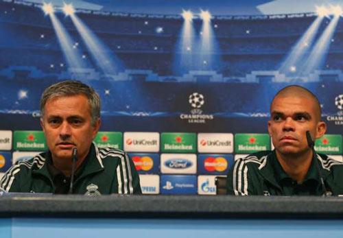 """Pepe: """"Vì Mourinho người ta ghét Real Madrid"""" - 1"""