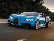Bugatti Chiron gây thất vọng, chậm hơn Veyron