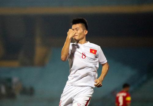 U19 Việt Nam thắng trận, HLV Hoàng Anh Tuấn vẫn chưa vui - 1