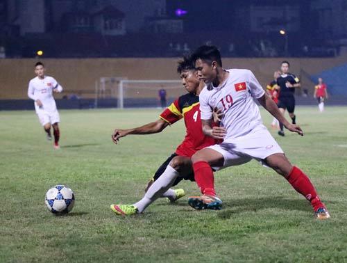 U19 Việt Nam thắng trận, HLV Hoàng Anh Tuấn vẫn chưa vui - 2