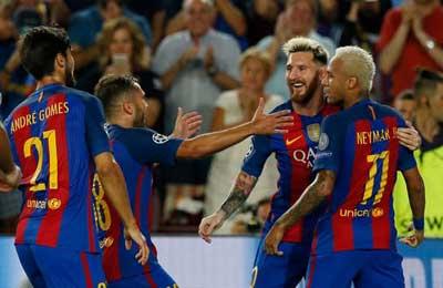 Chi tiết Barcelona - Celtic: Đại tiệc ở Nou Camp (KT) - 3