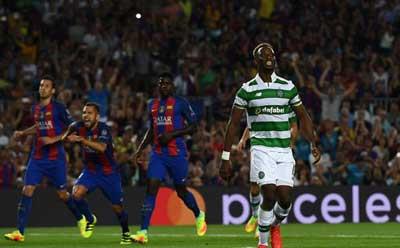 Chi tiết Barcelona - Celtic: Đại tiệc ở Nou Camp (KT) - 4