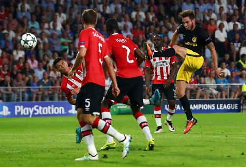 PSV - Atletico: Bức tường thành kiên cố - 1