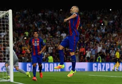Chi tiết Barcelona - Celtic: Đại tiệc ở Nou Camp (KT) - 6