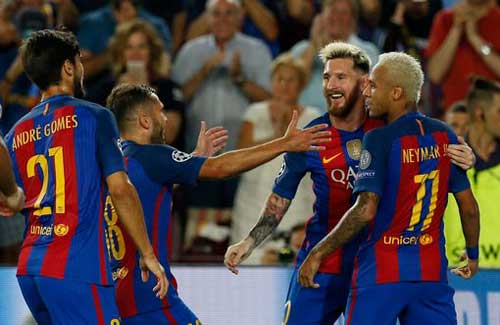 Barcelona – Celtic: Hơn cả đánh tennis - 1