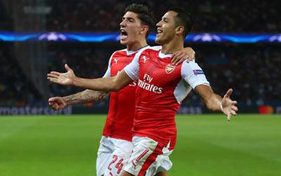 Chi tiết PSG - Arsenal: Hú hồn phút bù giờ (KT) - 5