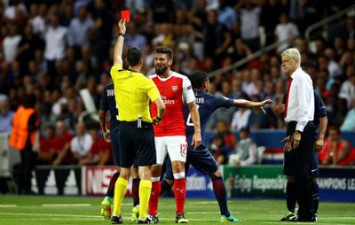 Chi tiết PSG - Arsenal: Hú hồn phút bù giờ (KT) - 6