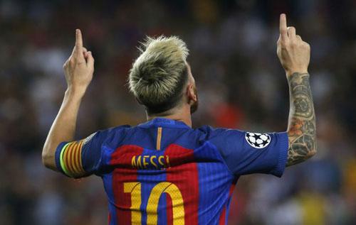 Cúp C1: Thắng Celtic, Barca và Messi thi nhau lập kỷ lục - 1